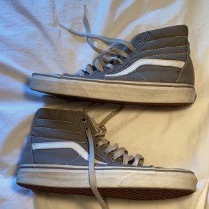 Vans Hightop Gray